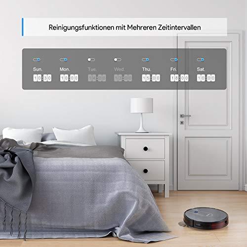 Bagotte BG700 Saugroboter mit App und Alexa - 4