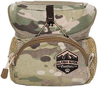 Alaska Guide Creations Hybrid Binocular Pack 10 Color Options Binopack Binocular Harness product image