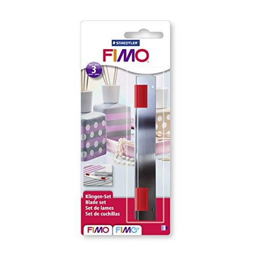 FIMO Cutter Nachfüll-Set mit 3 Plattenklingen