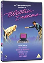 electric dreams 1984 dvd