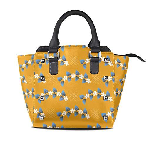 DEZIRO Garland Yellow Background evening handbags and clutches for women