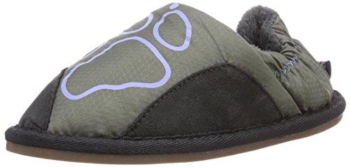 Jack Wolfskin Unisex-Kinder Kids Big PAW XT Pantoffeln, Violett (Viola 1116), 31 EU (12 UK)