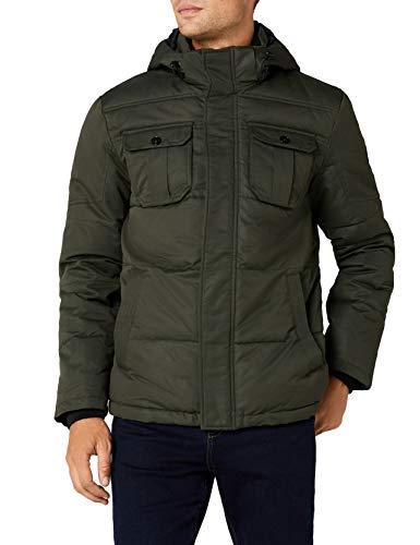 JACK & JONES Jcowill Jacket, Chaqueta para Hombre, Verde