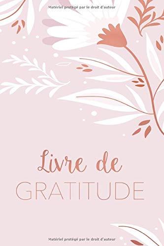 Livre De Gratitude: Journal de Gratitude et Diario della gratitudine - Livre à compléter pour plus de gratitude, de pleine conscience, de pensées ... chance dans la vie | Cadeau femme et hommes