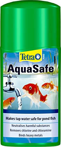 Tetra Pond AquaSafe, Rend Le Robinet sans Danger pour Les Poissons de Bassin, 250 ML