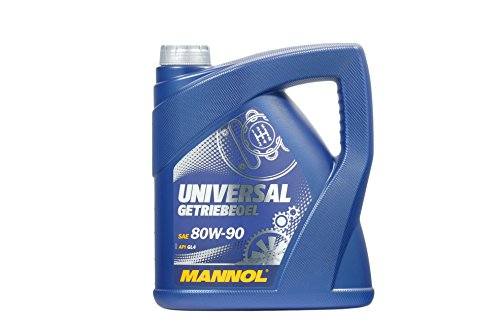 MANNOL Universal Getriebeoel 80W-90 API GL 4, 4 Liter
