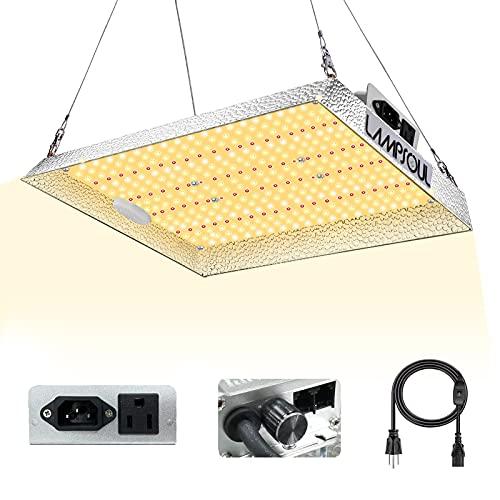 LAMPSOUL LR1200 LED Grow Light 3x3ft...