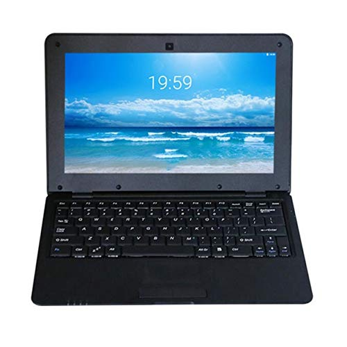 YXDS Notebook Laptop 10.1 Pulgadas para Android 5.0 VIA8880 Cortex A9 1.5GHZ 1G + 8G Mini Netbook Game Notebook Laptop PC Computadora