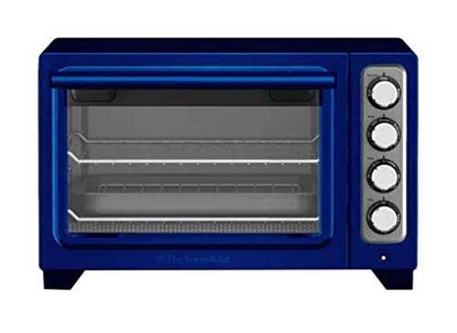 KitchenAid 12-Inch Compact Convection Countertop Oven - Blue KCO253QBU