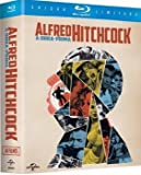 Blu-ray Coleção Alfred Hitchcock - A Obra-Prima / The Masterpiece Collection [ 14-Disc Set ] [ Audio and Subtitles in English + Spanish + Portuguese + Russian ] Region A