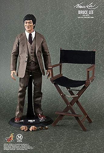 Hot Toys MIS11 - Bruce Lee in Suit 1 6 - Officiel