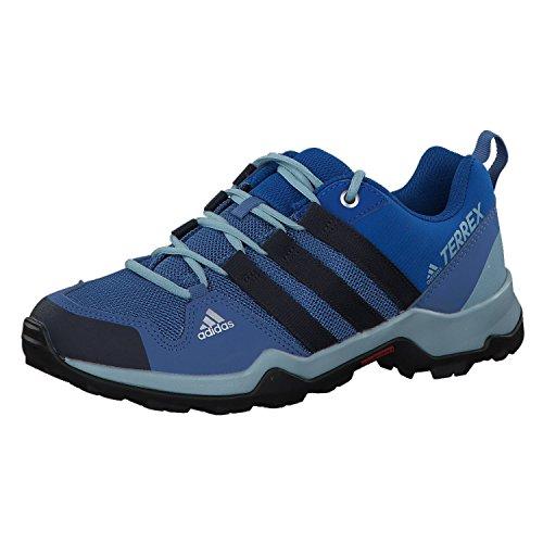 adidas adidas Unisex-Kinder Terrex AX2R Trekking- & Wanderhalbschuhe, Blau (Azretr/Maosno/Gricen 000), 30 EU