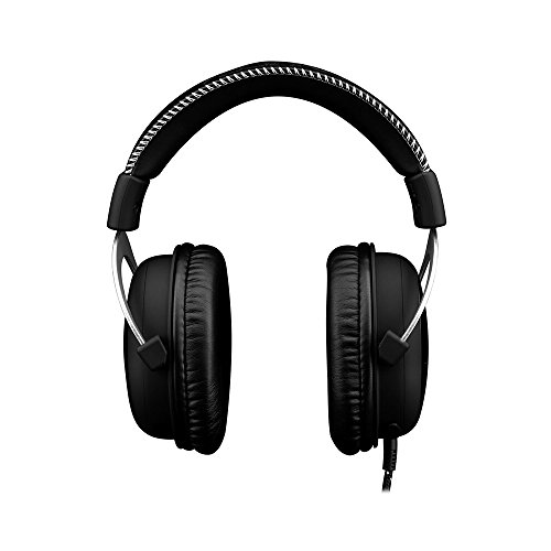 Docooler Kingston HyperX Cloud splitter gaming hoofdtelefoon met stereo 3,5 mm stekker met microfoon Noise Cancelling Over-The Ear hoofdtelefoon professionele esport