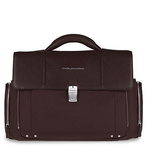 GENUINE PIQUADRO Organized computer briefcase - CA1045LK-TM