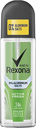 Rexona Deo Zerstäuber Active Fresh (6 x 75 ml)