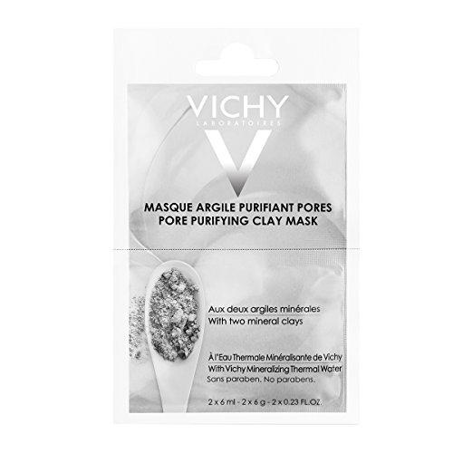 Vichy Maske Porenverfeinernd, 2X6 ml