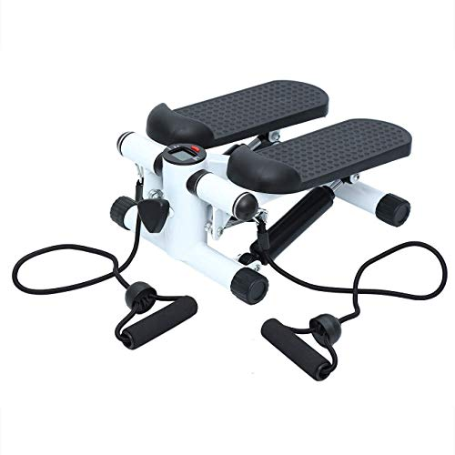 Nisorpa Fitness Stair Stepper Portable Twist Stair Stepper...
