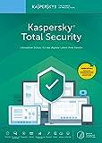 Kaspersky Total Security 2019 | 3 Gerte | 1 ao I Download I E-Mail