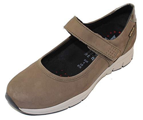Mephisto Damen Yelina Mary Jane Sneakers, Grn (Loden), 39 EU