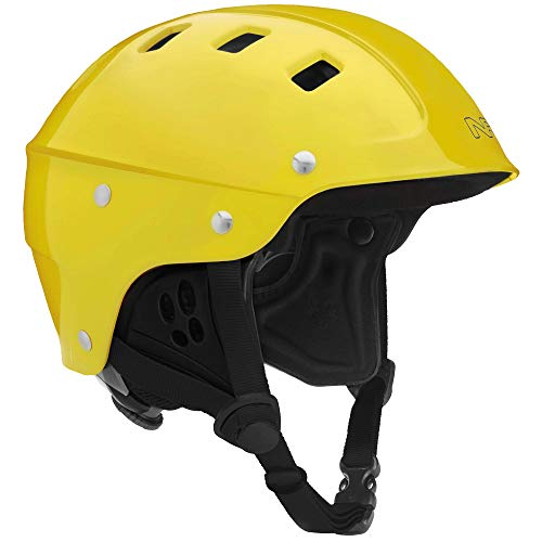 NRS Chaos Helmet - Side Cut, Yellow, XL, 42605.03.129