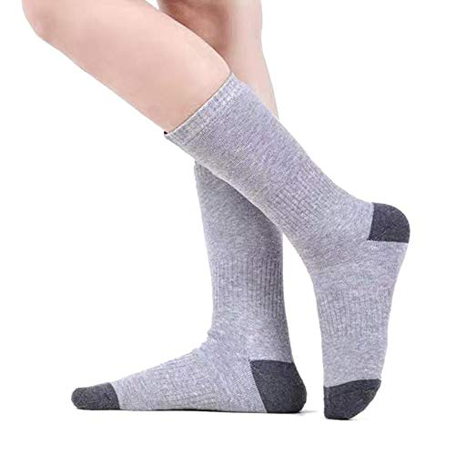 Beheizbare Socken Elektrische Socken Warme Socken für Sportarten Bei Kaltem Wetter Wie Wandern, Radfahren