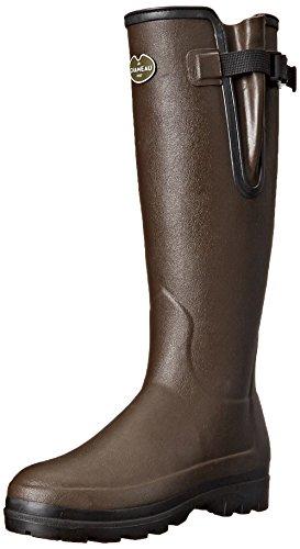 Le Chameau Footwear Damen Vierzonord Regenstiefel, (Maroon Fonce), 37 EU