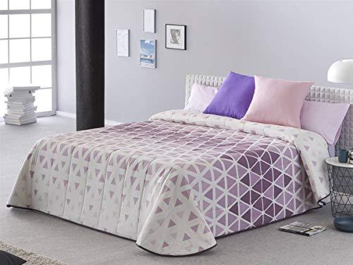 Sansa - Bouti Kansas Bett 135 - Violett
