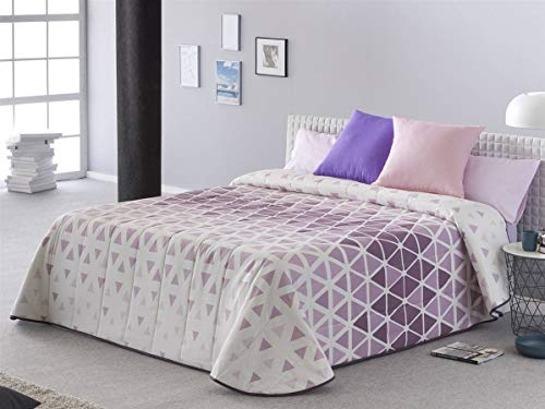 Sansa - Bouti Kansas Cama 90 - Color Lila