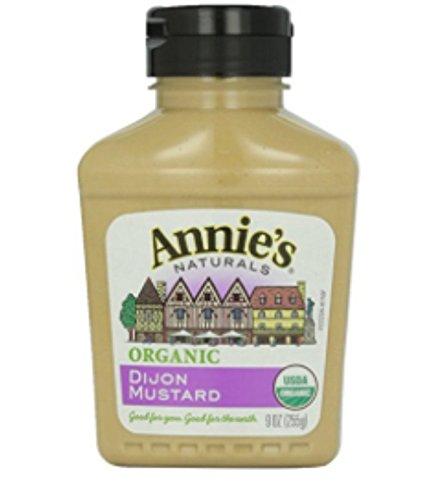 Annies Homegrown Organic Dijon Mustard - 9oz (2 Pack)