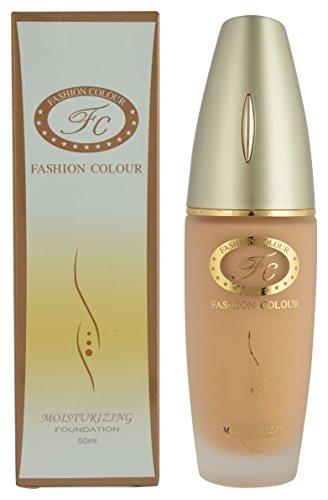 FC (LOGO) Moisturizing Foundation, Natural cream, 40 ml