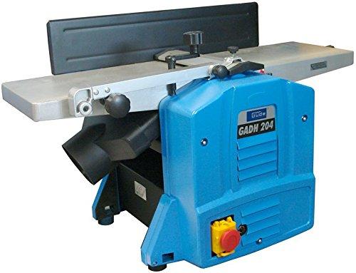 Güde GADH 204 Elektrischer Hobel 1500 W 9000 RPM Schwarz, Blau, Edelstahl - Elektrische Hobel (23 kg, AC)