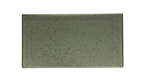 BITZ Tapas Plate 30cm Green stonewa