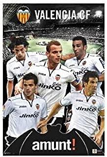 Poster Valencia F.C. Amunt: Amazon.es: Deportes y aire libre