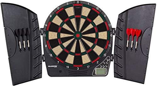 Our #6 Pick is the Winmau Blade 5 Bristle Dartboard
