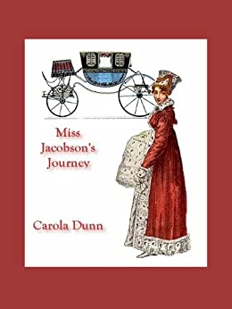 Miss Jacobson's Journey by [Carola Dunn]
