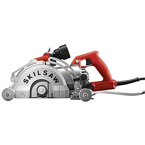 SKILSAW SPT79-00 15-Amp Medusaw Worm Drive Saw for Concrete, 7'