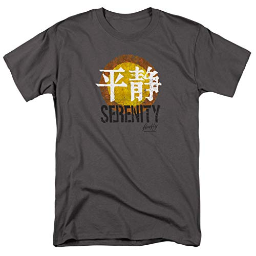 Firefly Serenity Sci-Fi TV Show T Shirt & Stickers (XX-Large)
