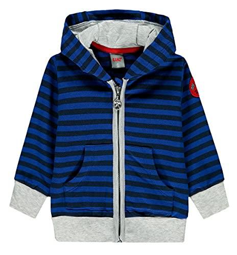 Kanz® Baby Jungen Sweatjacke, Größe:92, Präzise Farbe:Mehrfarbig