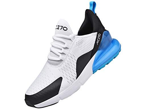 SINOES 270 Zapatillas de Deportes Hombre Mujer Zapatos Deportivos Aire Libre para Correr Calzado Sneakers Gimnasio Casual