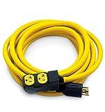 Champion 48043 Extension Cord, Yellow