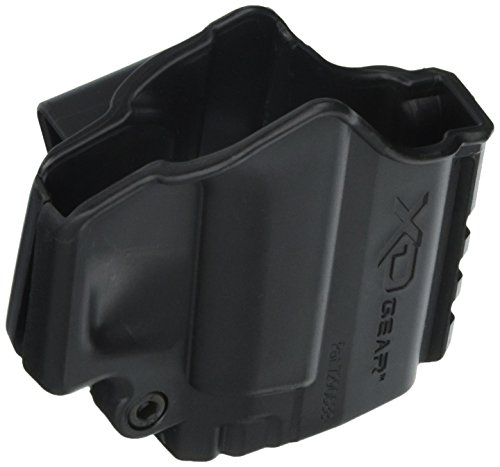 Springfield Armory Right Hand Belt Holster XD3501BH, Black