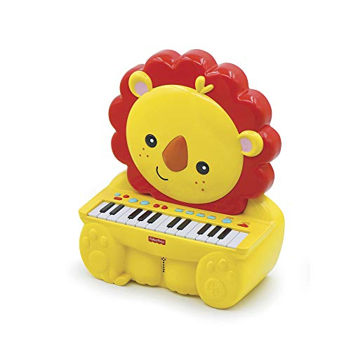 Fisher-Price Piano León, Juguete Musical +2 años (Reig KFP2516) (Kids Station Toys