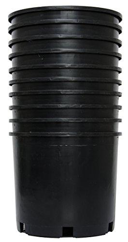 Pro Cal HGPK5PHD Premium Nursery Pot 5 Gal (5/pk)