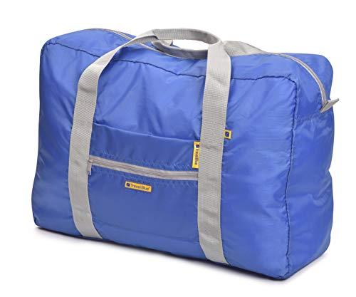 Travel Blue Folding Carry Bag (060) Rucksack, 49 cm, 30 liters, Schwarz (Black)