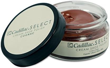 Cadillac Select Premium Cream Shoe Polish Cognac product image