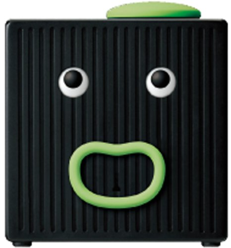 Clockman AB Type Alarm Clock Green [Japan] (japan import)