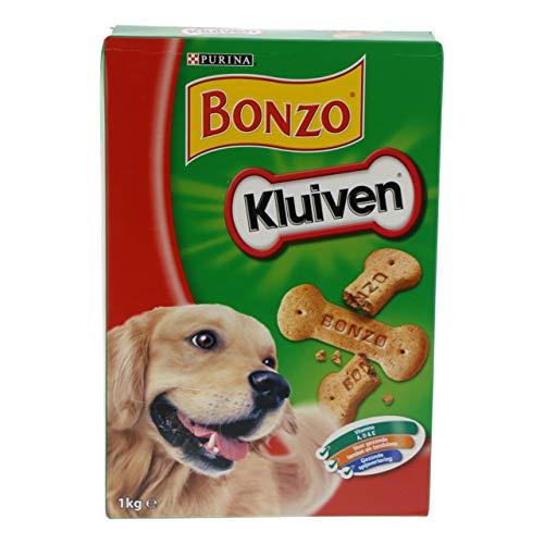 Bonzo Hapkluiven - 4 Packungen x 1 Kilo