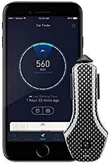 nonda ZUS Connected Car App Suite & Qualcomm Quick Charge 36W Smart Car Charger, Monitor Car Battery, Find Your Car - No O...