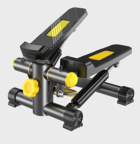 DSG Hidráulica mini pérdida de peso stovepipe máquina de fitness de plástico stepper, instalación gratuita en el hogar de pedal silencioso-Golden