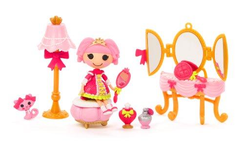 MGA Mini Lalaloopsy Playset Jewel Sparkles' Makeover